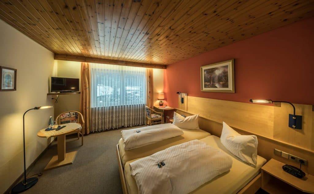 Doppelzimmer ohne Balkon